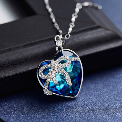 Crystals From Swarovski® | Swarovski Elements Pendant Necklace