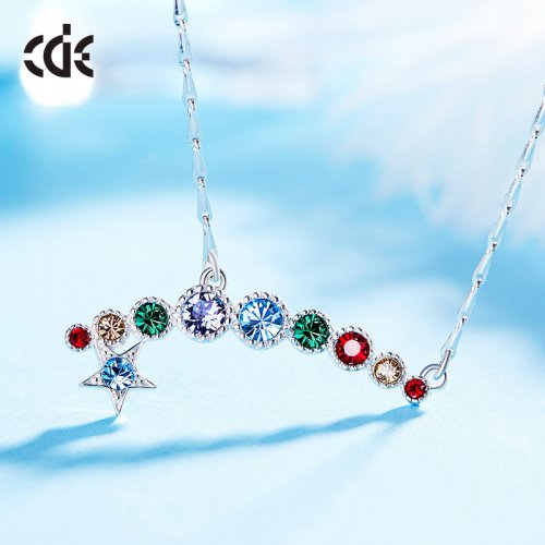 Crystals From Swarovski® | Crystal Bead Pendant Necklace Jewelry
